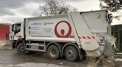 Collecte des déchets, retour à la normale