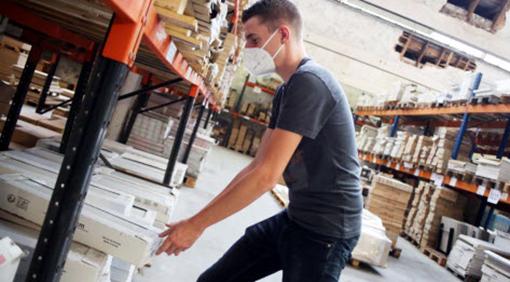 Covid-19 : Masque obligatoire dans les entreprises à partir du 1er septembre
