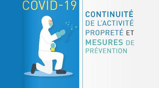 Règles de propreté et mesures de prévention