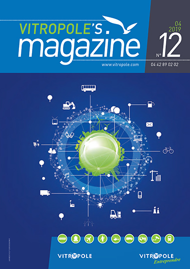 Vitropole's magazine 12