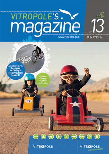 Vitropole's magazine 13