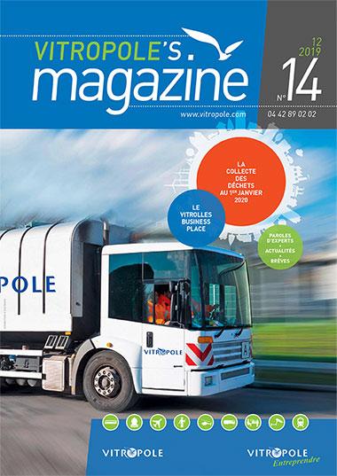 Vitropole's magazine 14
