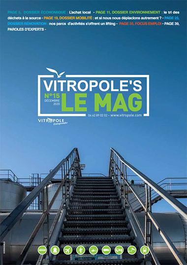 Vitropole's magazine 15